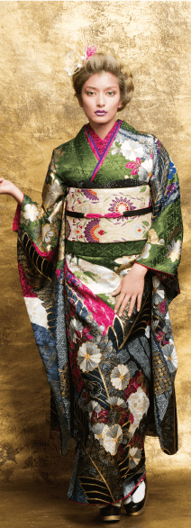 JAPAN×ROLA(ローラ)振袖10